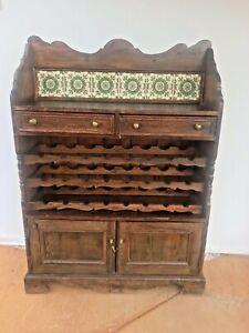 Antique Wine Rack Ebay