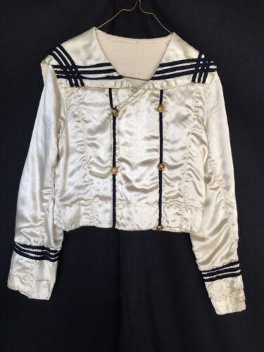 Vintage Childs Sailor Shirt Costume
