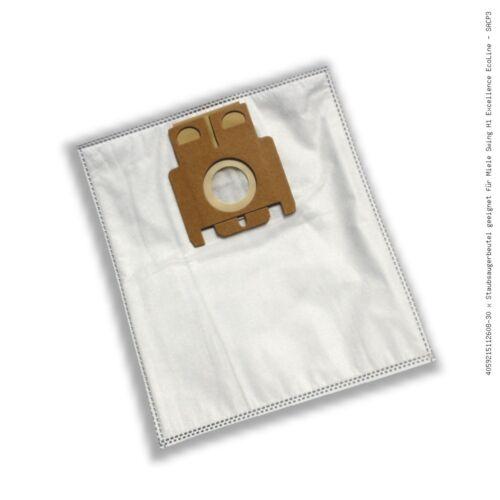 30 x Staubsaugerbeutel geeignet für Miele Swing H1 Excellence EcoLine SACP3