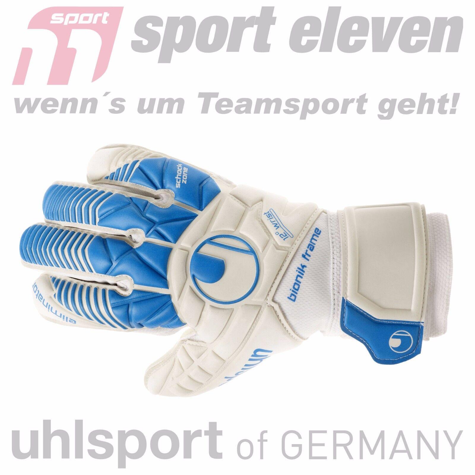 Torwarthandschuhe Uhlsport - Eliminator Supersoft Bionik - 101101501