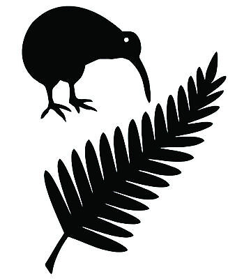 JADETADELA Kiwi Bird New Zealand Personalized Metal License Plate Decorative Car License Plate Aluminum Novelty License Plate Frame Cover 6X12