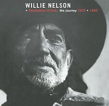 Revolutions of Time: The Journey 1975-1993 by Willie Nelson 3 CD Set