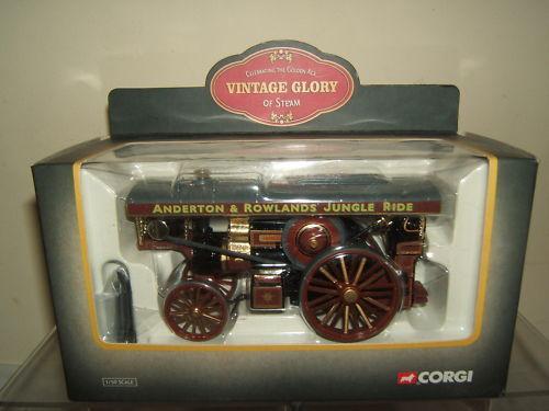 CORGI MODEL  No.20109      FOWLER B6   ANDERTON & ROWLAND   ENGINE       MIB