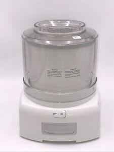 Cuisinart ICE-21R Yogurt Gelato-Gelatiera
