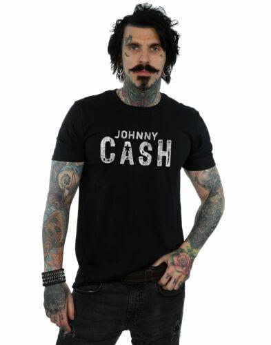 Johnny Cash Men/'s Star Name T-Shirt