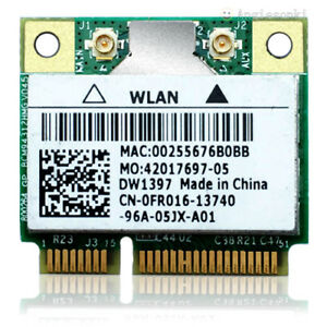Dell Latitude E4200 Wireless WLAN 1397 Half MiniCard Drivers for Windows 7