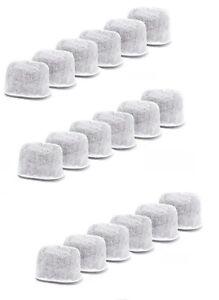 18 Pack Charcoal Water Filter Cartridge,fits Keurig Single Cup Coffee Makers