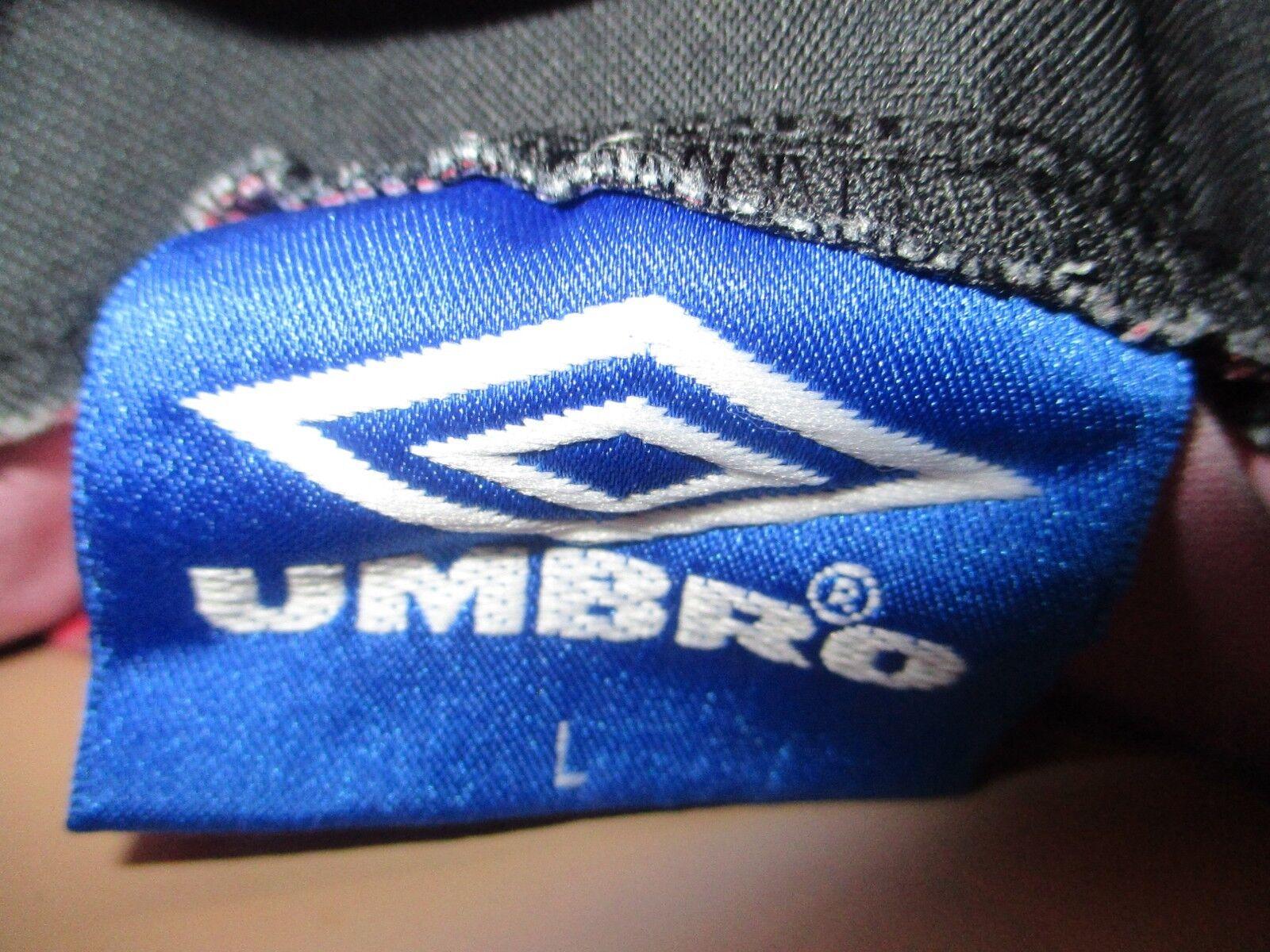 Manchester 1996/97 United Original umbro Heim Trikot 1996/97 Manchester