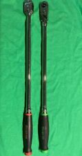 Snap On38 Drive Dual 80 Extra Long Handle Set Replacement Cost 400