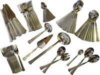 Waltmann Und Sohn Henley Balmoral 95 Pce Cutlery Set No Cases 14080c-rtn10
