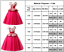 Kids-Belle-Elsa-Anna-Cosplay-Costume-Dress-Girls-Princess-Fairytale-Fancy-Dress thumbnail 45