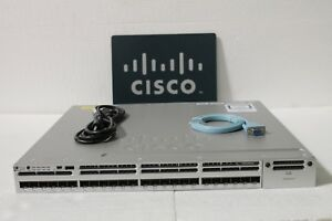 Cisco-WS-C3850-24S-S-Catalyst-SFP-Switch-3850-24-Port-GE-SFP-IP-Base