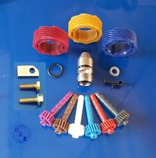 10 tooth TH350 Chevy Muncie Saginaw Speedometer drive gear purple