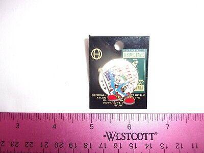 Sports Mem, Cards & Fan Shop 1996 Olympic Izzy Pin Mascot Pin Atlanta Games Pin Flag G008 Crease-Resistance