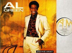 Al-Green-van-a-desaparecer-ama-5102-A1-b1-1-prensa-del-Reino-Unido-a-amp-m-1985-Lp-Ps-Ex-ex