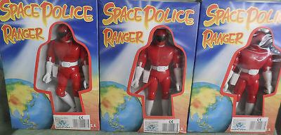 POWER RANGERS SPACE POLICE   FONDO DI MAGAZZINO