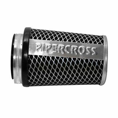Od 100mm pk004 Pipercross aleación Top Universal Goma Cuello Filtro De Aire-Id 75mm