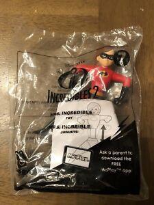 Mrs Incredible Incredibles 2 #7 McDonalds Happy Meal 2018