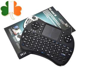 Wireless-Android-Tv-Box-Mini-Keyboard-Keypad-Ri-i8-Remote-Control-Tuch-Pad