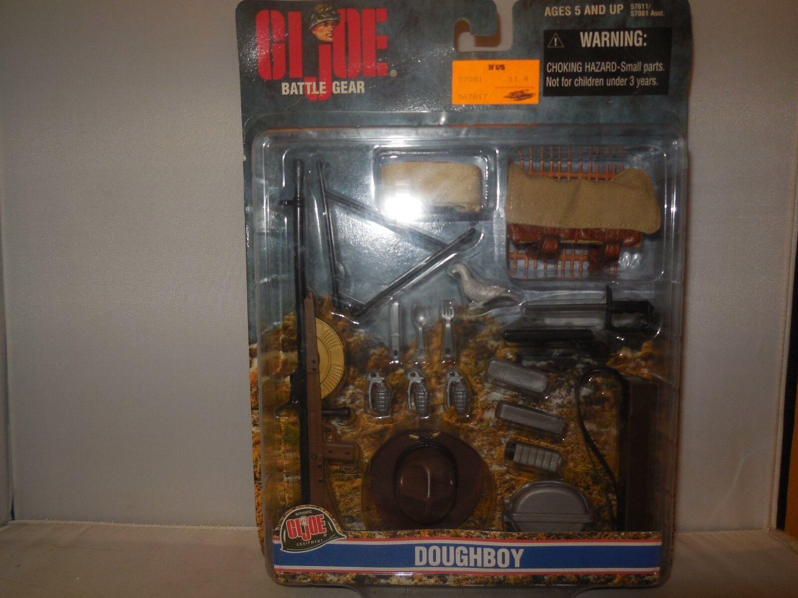 2000 g.i.joe battle gear doughboy