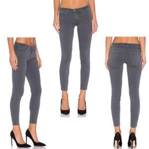 198 Gunmetal In Jeans Taglia Current Stiletto elliott 29 The Retail xnwqxXzI