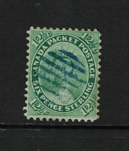 Canada-SC-18a-Used-S8481