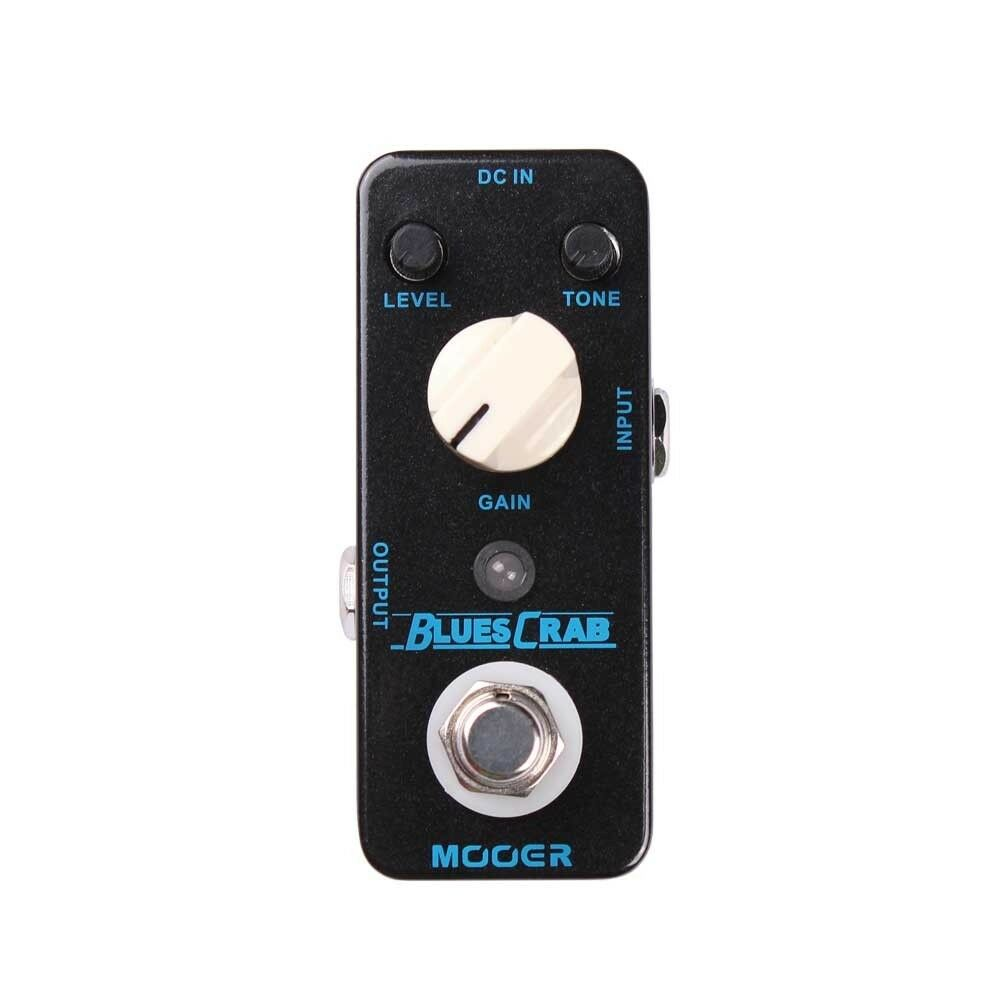 Mooer Blaus Crab Overdrive Pedal