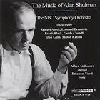 Music Of Alan Schuman The Antek Bernstein Black 0090404911927 CD