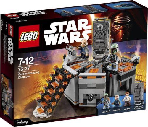 Boba Fett Han Solo LEGO Star Wars Neu /& OVP 75137 Carbon-Freezing Chamber m