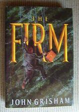THE FIRM by John Grisham (1991, Hardcover) -1st Ed.- RARE- SUPER NICE