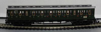 grün der DB Kl 214N //07 top in OVP Fleischmann N 8794 K Abteilwagen 2