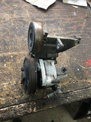 Pulley Range Rover P38 2.5 BMW Diesel Steering Pump Bracket 94-02