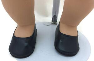 77144c967b9f Navy Dress Shoes-Slip On fits 15 inch Bitty Baby & Bitty Twin Doll ...