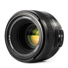 Yongnuo 50mm F1.8 Standard Lens Auto Manual Focus AF MF for Nikon Camera Lens