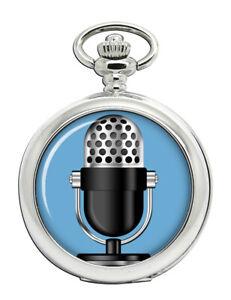 Mikrofon-Taschenuhr