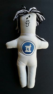 PHARMACY ASSISTANT FRUSTRATION DOLL dammit Stress Relief PHARMACIST AIDE
