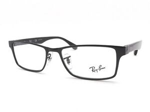 d2fea1bf686 Image is loading Ray-Ban-6238-2509-Black-RX-New-Authentic-