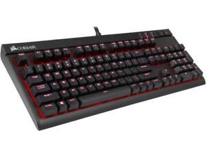 Corsair Gaming STRAFE Mechanical Gaming Keyboard - Cherry MX Red