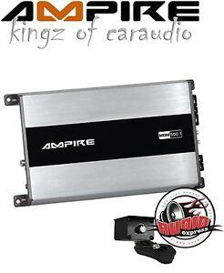 Ampire-mbm500-1-3G-1-CANAL-BASSE-MONO-AMPLIFICATEUR-1000-Watt-Neuf