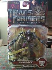 Transformers Revenge of the Fallen RANSACK Scout Plane ROTF Hasbro