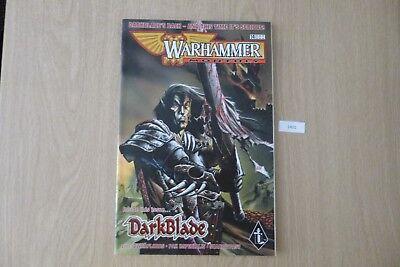 Amabile Gw Warhammer Mensile-issue 14 1999 Ref:1401-mostra Il Titolo Originale Attraente E Durevole