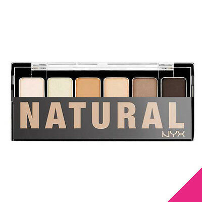"1 NYX The Natural Shadow Palette - "" TNS01""  *Venus Beauty*"