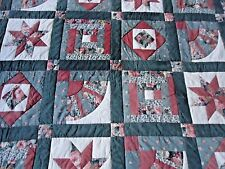Queen Country Quilt and (2) Shams