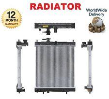 FOR NISSAN MICRA K11 1.0 1.3 1.4 16v HATCHBACK NEW AUTOMATIC VEHICLE RADIATOR
