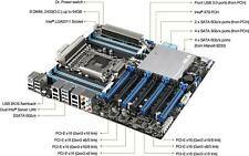 ASUS P9X79-E WS, LGA 2011, Intel Motherboard#5