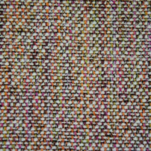 Sustancia de referencia de tela de muebles de tela de tapicería valencia beige rosa naranja