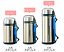 NEW-ZOJIRUSHI-thermos-stainless-water-bottle-tough-3variation-1-3L-1-5L-2-0L thumbnail 1