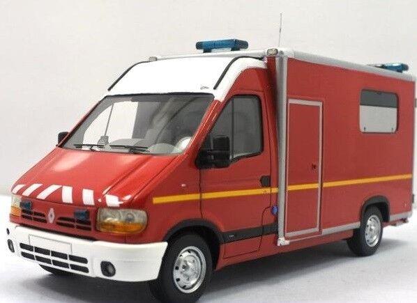 en promociones de estadios ALERTE0070 - Véhicule de pompier RENAULT RENAULT RENAULT Master type 2 GIFA VSAB décalques inclu  punto de venta