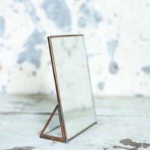 ... Free Standing Kiko Copper Mirror Nkuku 18 X
