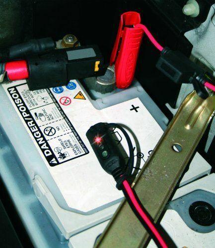 Indicador del estado de batería con NEUF Blanc 56384 56-384 CTEK 110